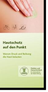 """Broschüre """"Hautschutz auf den Punkt"""""""