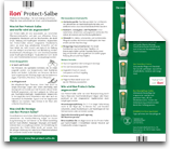 Packungsbeilage Screenshot ilon Protect-Salbe