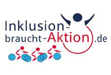 Inklusion braucht Aktion Logo