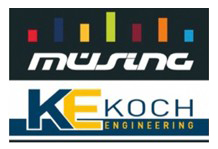 Muesing KE Koch Logo
