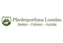 Pferdesporthaus Loesdau Logo