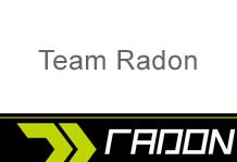Team Radon Logo