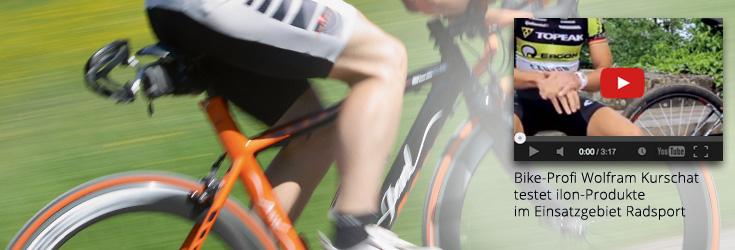 ilon Protect-Salbe als Gesäßcreme für Radfahrer